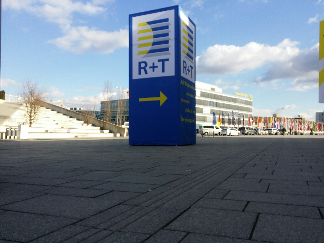 Feria Internacional R+T Stuttgart