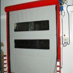 puerta-automatica-lona-lacado-rojo